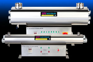165W UV Sterilizer for Industrial RO Water Treatment System pictures & photos