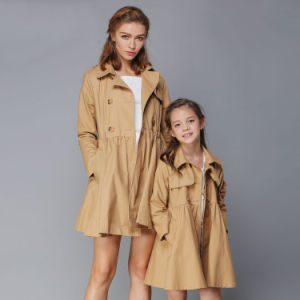 Family-Look Cotton Coat