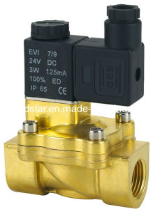 Rsv Series Brass Magnetic Valve pictures & photos