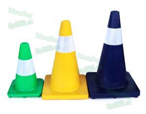 28′ High Traffic Road Saftey PVC Traffic Cone
