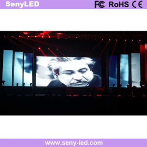P5mm Stage Background Video Display LED Screen pictures & photos