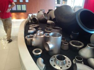 ANSI/ASME B16.9 Steel Butt-Welded Pipe Fitting pictures & photos
