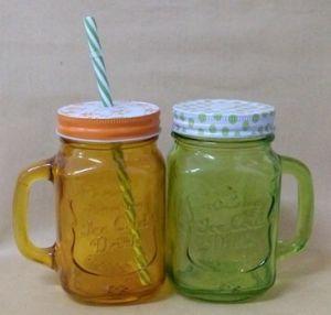 16 Oz Glass Drinking Jar/Mason Glass Bottle/Mason Glassware pictures & photos