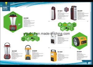 LED Emergency Light (Unlimited Lighting Without Power Supply) pictures & photos