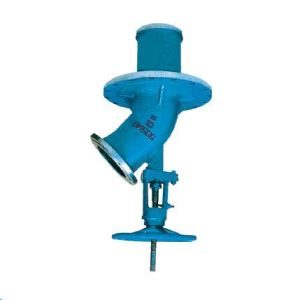 Y-Type Pipe Connecting Dumping Valve
