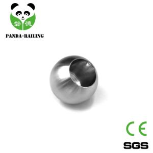 OEM Stainless Steel Handrail Fitting / Glass Fitting / End Ball / End Cap pictures & photos