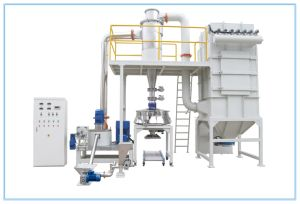 800 - 1200 Kg/H Grinding System for Powder Coating pictures & photos