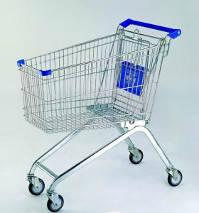 Supermarket Shopping Cart Trolley pictures & photos