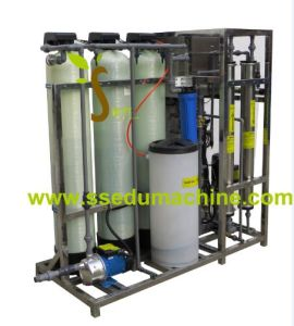 Water Treatment Trainer Hydraulic Lab Didactic Equipment Teaching Equipment
