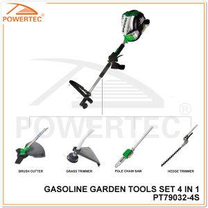Powertec 4-Stroke 4 in 1 Garden Tool Set (PT79032-4S) pictures & photos