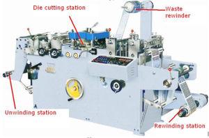 Rtmq-420 Auto Vinyl Sticker Label Paper Die Cutting Machine pictures & photos