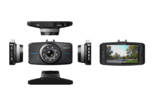 "Car Camera Video Recorder Full HD 1080P 30fps 3.0""LCD with 170 Degree+Motion Detection+Night Vision+G-Sensor"