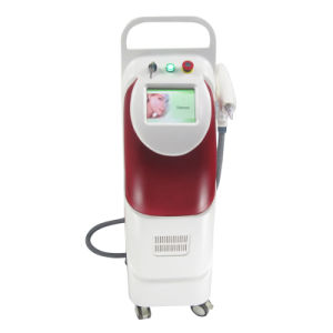 3 Treatment Heads Q-Switched ND YAG Laser Tattoo Removal pictures & photos