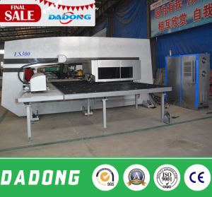 Es300 Manufacturer CNC Punching Machine Hydraulic Punch Press with Amada Tools/Siemens Control pictures & photos