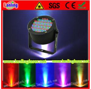 PAR18 DMX RGB Aluminum Indoor LED Disco Light pictures & photos