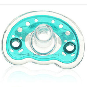 Food Garde Safety Nipple Feel Silicone Pacifier for Infant pictures & photos