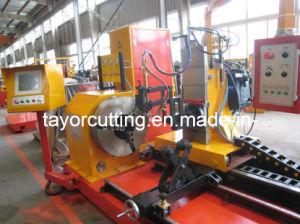 Gantry Type CNC Plasma & Flame Pipe Profile Cutting Machines pictures & photos