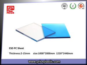 Electrostatic Dissipative ESD Polycarbonate Sheet pictures & photos