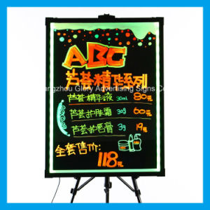Low Price LED Writing Board/LED Display Board Light Board pictures & photos