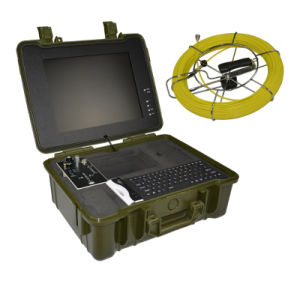 15 Inch TFT Monitor Well Pipe Inspection Camera with DVR pictures & photos