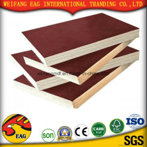 Supply Waterproof Film Faced Plywood for Construction (9mm-25mm) pictures & photos