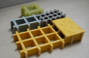 FRP/GRP/Fiberglass Pultruded Grating