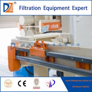 Dazhang New Technology Automatic Chamber Filter Press pictures & photos