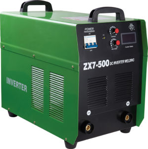 DC Inverter Stick/ Arc Welding Machine (ZX7-500 IGBT) pictures & photos
