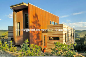 Modern Sandwich Panels House/Mobile House/Modular House (DG9-022) pictures & photos