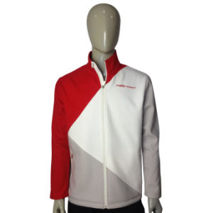 Women′s Sport Windproof Softshell Jacket pictures & photos