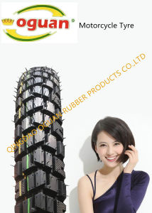 Factory Direct Sale High Quality Motorcycle Vacuum Tire of 90/90-18 pictures & photos