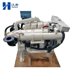Cummins 4BT3.9-M140 marine diesel motor engine for ship pleasure boat pictures & photos