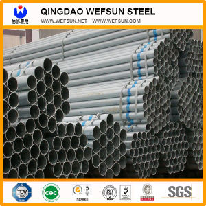 Wefsun Good Quality Galcanized Steel Pipe pictures & photos