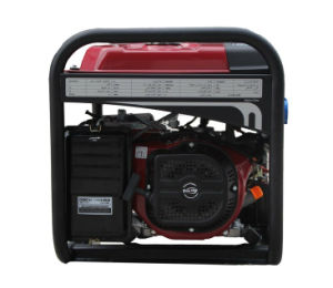 3kw 3000W Copper Wire Portable Electric Power Gasoline Generator pictures & photos