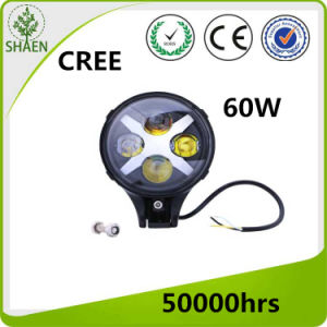 60W High Power 6 Inch Car LED Car Light Driving Work Light pictures & photos