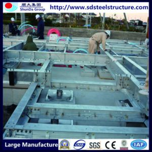 Made in China Steel Structure-Steel Buildings-Steel Frame pictures & photos
