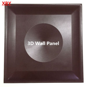 PU Leather Wall Panel 3D Decorative Panel Acoustic Panel pictures & photos