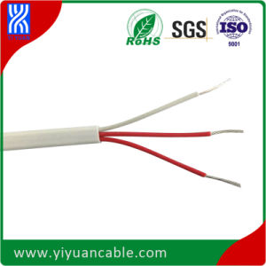 FEP/FEP Copper Silver-Plated Rtd Cable for PT100 (FF-3/SC-7X0.2)