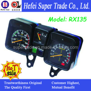 Speedometer/ Speed Clock RX135 for Motorcycle Parts - China Motorcycle