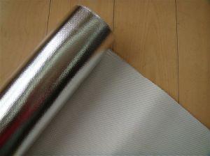 Fire Heat Insulation Aluminum Foil Glass Fiber Cloth pictures & photos