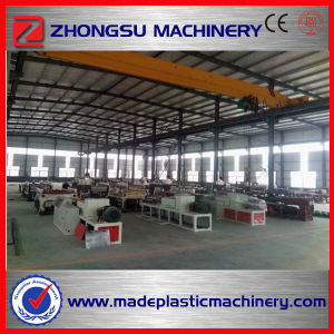PVC Plastic Sheet Making Machine pictures & photos