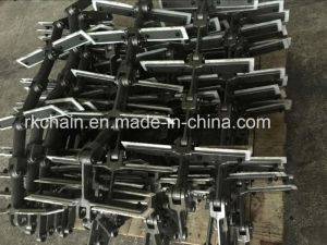 Forged Scraper Conveyor Chain with Nylon Flight pictures & photos