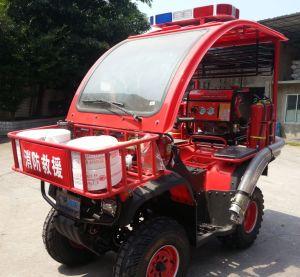 New Four Wheeler Fire Truck Firefighter pictures & photos