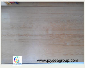 1220*2440mm/4*8 Feet Radiant Pine Veneer Plywood for Door or Bed pictures & photos