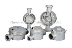 High Quality OEM Factory for Custom Aluminum Precision Casting Part pictures & photos