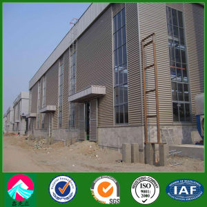 Modern Style Steel Structure Building (XGZ-SSW 212) pictures & photos