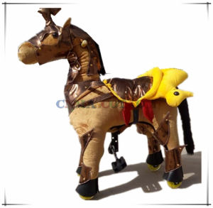 War Horse Ride Toy Mechanical Ride on Pony Top Quality pictures & photos