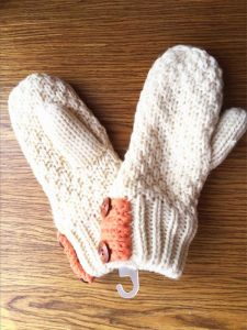 Lady Fashion Wool Gloves (JYG-25259) pictures & photos