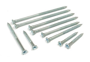 Umbrella Thread Nail Screw pictures & photos