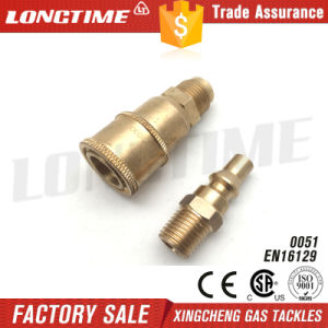 "1/4"" Quick Coupling Set for BBQ pictures & photos"